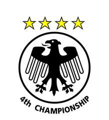 fourth championship of Germany