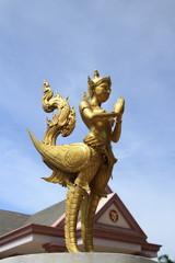 Kinnara statue
