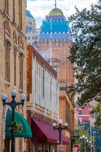 Tuinposter Texas San Antonio Texas
