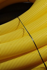 pipeline yellow detail