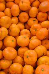 pile of Chinese oranges