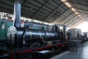 Locomotora Vapor 030-2107