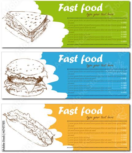 karty-z-menu-fast-food-z-burgerami-hot-dogami-i-kanapkami