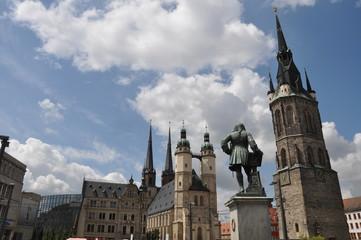 Marktkirche in Halle an der Saale