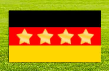 Deutschland - der vierte Stern !