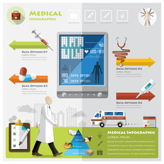 Health And Medical Infographic