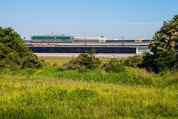 Former Tempelhof Airport, Berlin