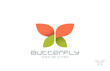 Butterfly Fashion vector logo design. Insect Creative icon - 67490672