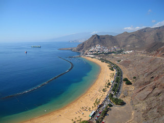 Coast of Tenerife
