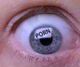 Porn addiction poster