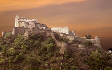 Kumbhalgard Fort