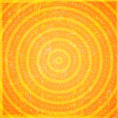 Vector circle background
