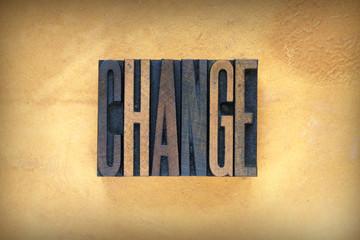 Change Letterpress