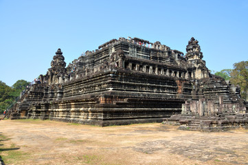 バプーオン アンコールワット カンボジア
