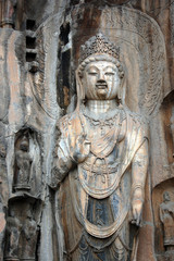 Long men Grottoes