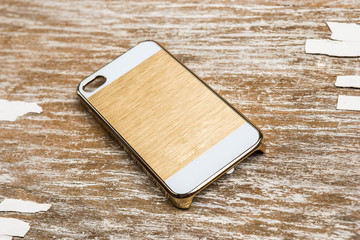 Smart phone back cover