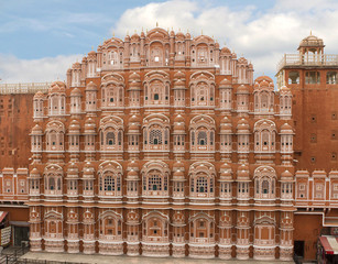 Hawa Mahal (Palace of the Winds) Jaipur, India