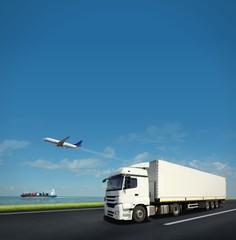 Vehicles of logistics 2