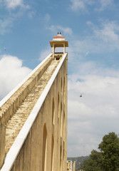 Jantar Mantar, the Observatory, Jaipur, Rajasthan, India