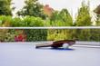 canvas print picture - Tischtennis