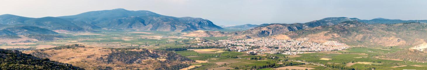 Turkey Province village