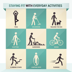 Everyday exercise