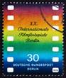Postage stamp Germany 1970 Film Frame