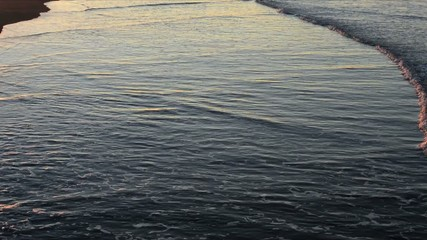 Lapping Waves