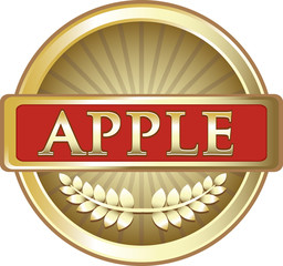 Apple Gold Label