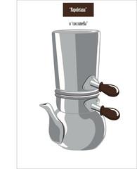 """macchina per il caffè """"cuccumella"""""""