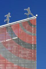 Milano - Casa Milan - Portello Piazza Gino Valle