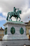 Frederick V statue poster