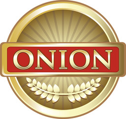 Onion Gold Label