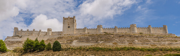 Castle of Penafiel