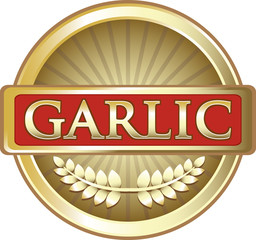 Garlic Gold Label