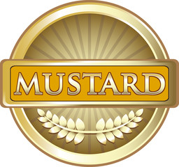 Mustard Gold Label