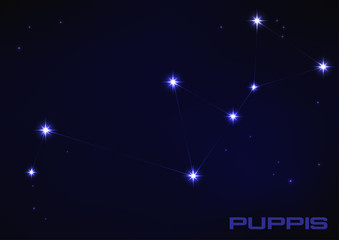 Puppies constellation
