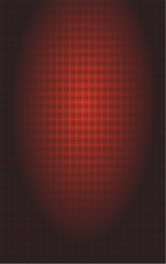 Black red lace grid fancy background