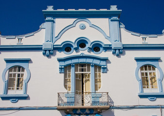 Town hall of Reguengos de Monsaraz, Portugal