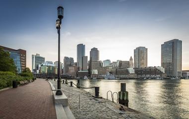 Boston in Massachusetts, USA