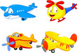 Cartoon plane - 67516091