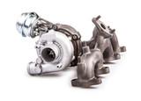 Fototapety Turbocharger for car
