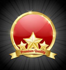 Premium quality symbol