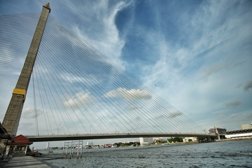 The Rama VIII Bridge