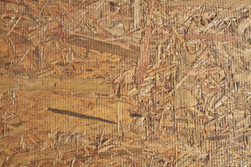 background and texture old recycled plywood