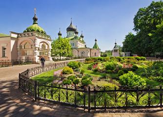 В Покровском монастыре