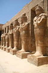 Pillars in Egypt