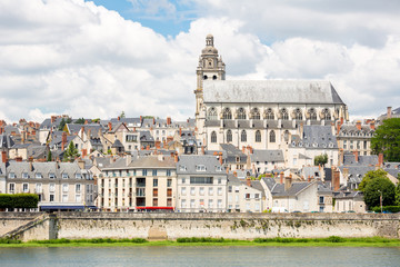 Blois CAthedral France