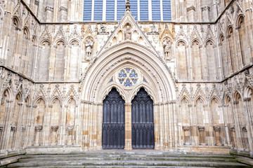 York Minster England UK