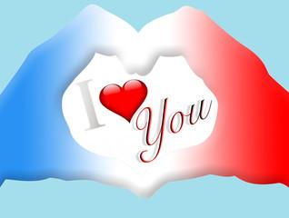 Je vous aime !